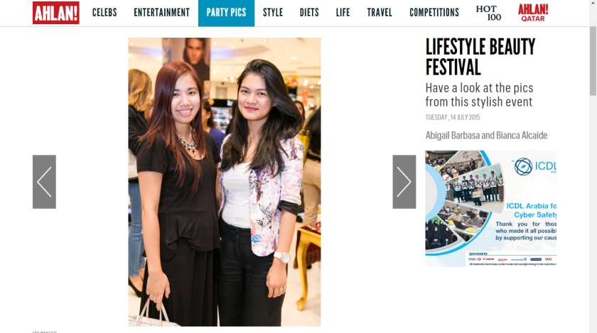 5 Lifestyle Beauty Event